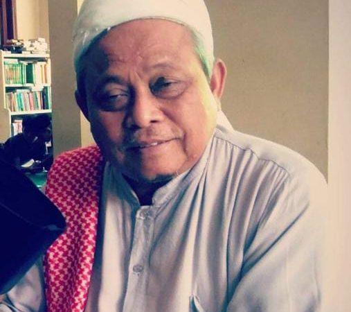 KH Abdus Shomad Bin H Sopandi. Wafat
